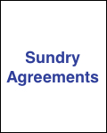 Sundry-Agreements