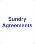 Sundry-Agreements